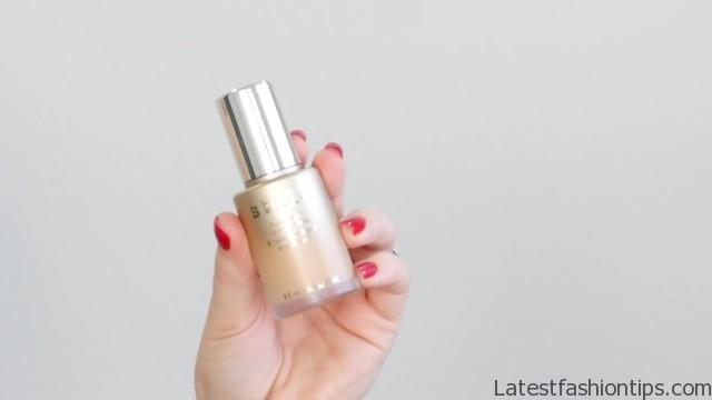 first impression stila aqua glow serum foundation 15