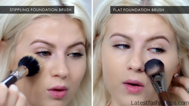 foundation brushes 101 review demo 24