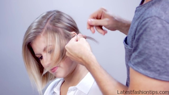 hairstyle of the day edgy short hairstyle with braids 13