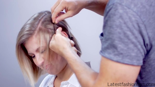 hairstyle of the day edgy short hairstyle with braids 16