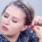 hairstyle of the day super easy rope braid twists short hairstyle 10