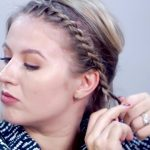 hairstyle of the day super easy rope braid twists short hairstyle 11