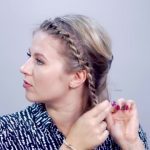 hairstyle of the day super easy rope braid twists short hairstyle 12