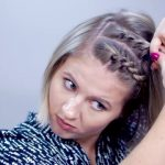 hairstyle of the day super easy rope braid twists short hairstyle 14