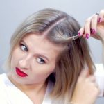 hairstyle of the day topsy tail crown hairstyle for short hair 05