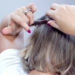 hairstyle of the day topsy tail crown hairstyle for short hair 16