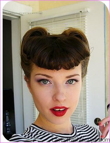 How To - Vintage Rolled Hair Tutorial _10.jpg