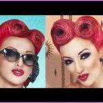 How To - Vintage Rolled Hair Tutorial _2.jpg