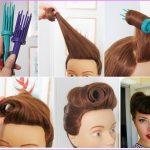 How To - Vintage Rolled Hair Tutorial _5.jpg