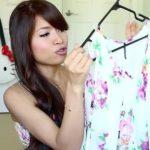 springsummer fashion clothing haul try ons 10