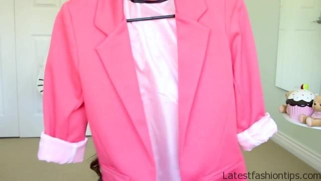 springsummer fashion clothing haul try ons 25