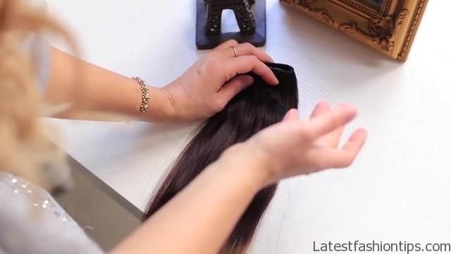 cinderella hair tutorial 28