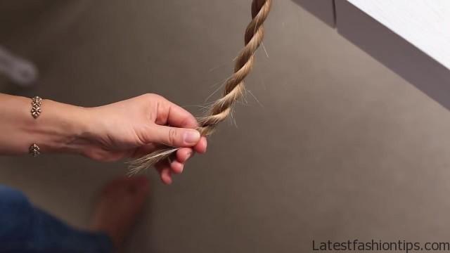 cinderella hair tutorial 32