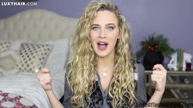 curly hairstyles 3 quick easy looks for the holidays 08