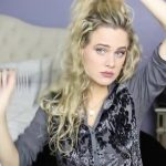 curly hairstyles 3 quick easy looks for the holidays 15