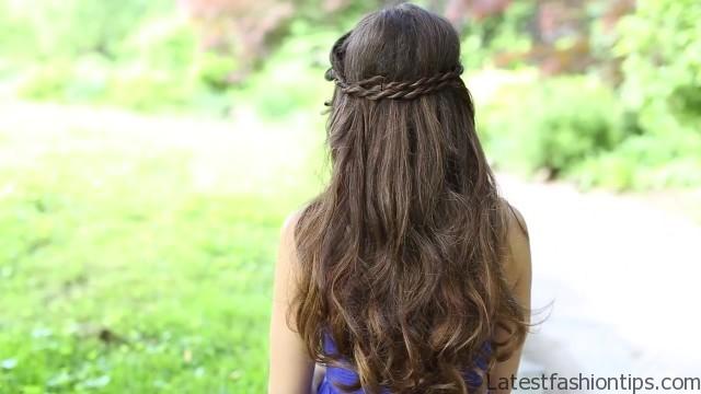 cute and easy hairstyles 09 Cute and Easy Hairstyles