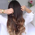 cute halfup halfdown hairstyle 11