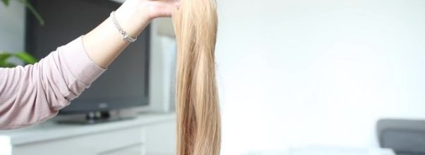 how to brush clipin hair extensions luxy har 3