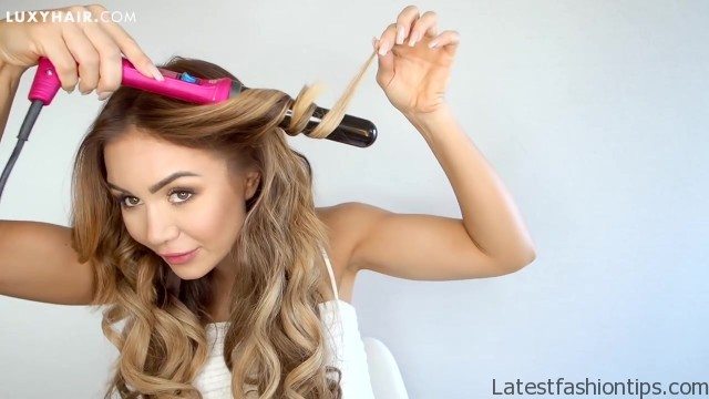 how to clip in and blend hair extensions with short hair luxy hair 50