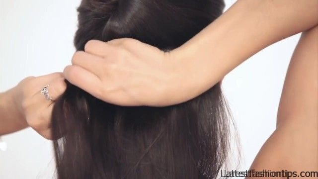 how to clip in luxy hair extensions 09