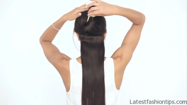how to clip in luxy hair extensions 10