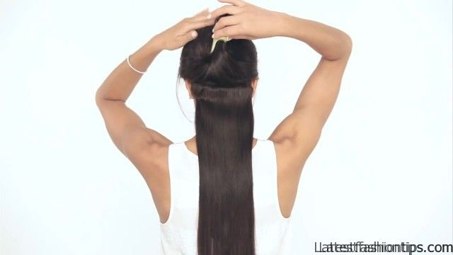 how to clip in luxy hair extensions 10 How to Clip In Hair Extensions