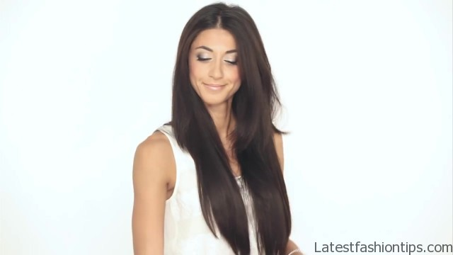 how to clip in luxy hair extensions 33