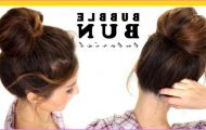 How to Quick Elegant Bun Hairstyles_0.jpg