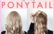 Longer Ponytail in 2 Minutes Hairstyle_0.jpg
