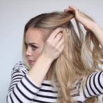 romantic prom hairstyle with luxy hair extensions missy sue 17