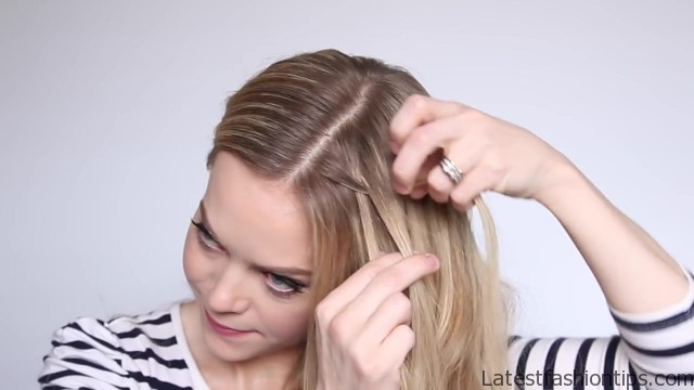 romantic prom hairstyle with luxy hair extensions missy sue 23