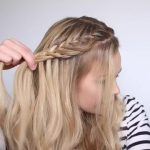 romantic prom hairstyle with luxy hair extensions missy sue 44