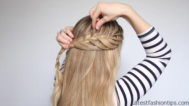 romantic prom hairstyle with luxy hair extensions missy sue 45