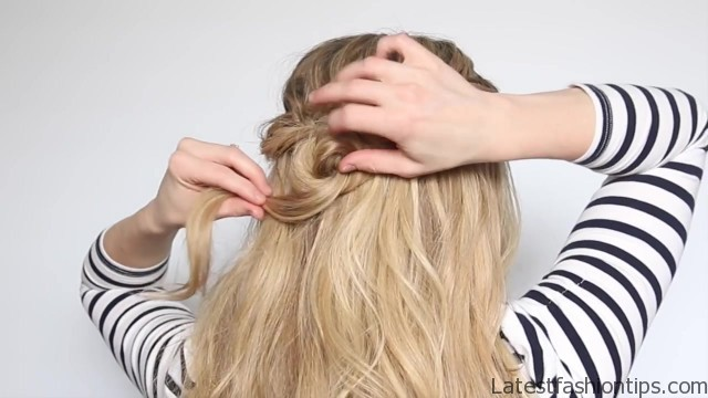 romantic prom hairstyle with luxy hair extensions missy sue 50