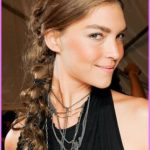 Taylor Swifts AMAs Figure Eight Braided Ponytail Hairstyle_1.jpg