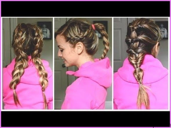 taylor swifts amas figure eight braided ponytail hairstyle 16 Taylor Swifts AMAs Figure Eight Braided Ponytail Hairstyle