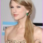 Taylor Swifts AMAs Figure Eight Braided Ponytail Hairstyle_5.jpg