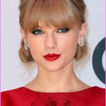 Taylor Swifts AMAs Figure Eight Braided Ponytail Hairstyle_9.jpg