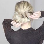 the most gorgeous updo perfect for long medium and short hair 43