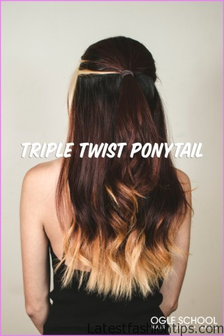 Triple Twisted Pony Tail Hairstyle_12.jpg