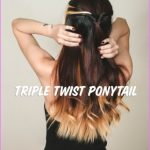 Triple Twisted Pony Tail Hairstyle_14.jpg
