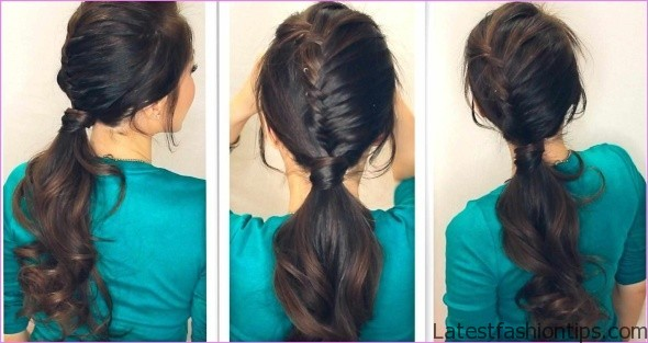 Triple Twisted Pony Tail Hairstyle_5.jpg