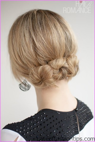 Triple Twisted Pony Tail Hairstyle_7.jpg