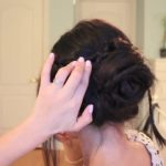 twilight bella swan inspired wedding hair 43