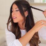 twistback hairstyle luxy hair 16