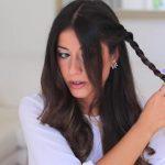 twistback hairstyle luxy hair 19
