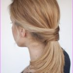 Twisted Everyday Double Ponytail Hairstyle_11.jpg