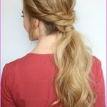 Twisted Everyday Double Ponytail Hairstyle_13.jpg