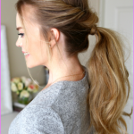 Twisted Everyday Double Ponytail Hairstyle_14.jpg