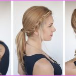 Twisted Everyday Double Ponytail Hairstyle_3.jpg